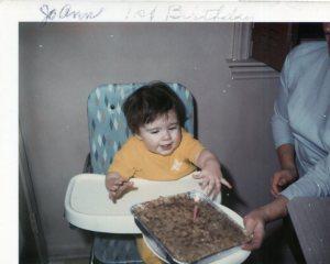 Ummmmm...German Chocolate Cake...
