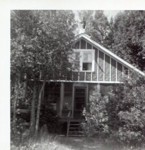 The Cottage--before remodeling