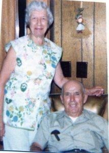 Grandma & Grandpa B
