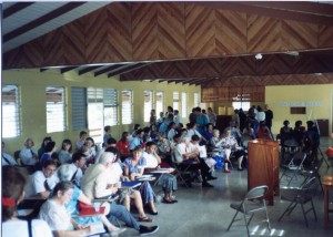 Where it all started...Pre-Service Training on St. Lucia.