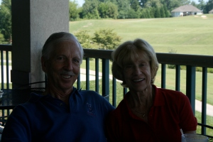 Aunt Lois & Uncle Ron