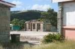 Here is the remnants of my classroom at the former Bethesda Post-Primary School on Antigua